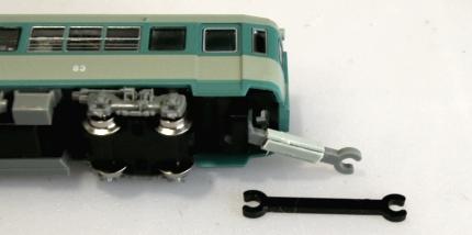 鉄道コレクション京阪80型