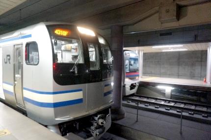 JR成田空港駅