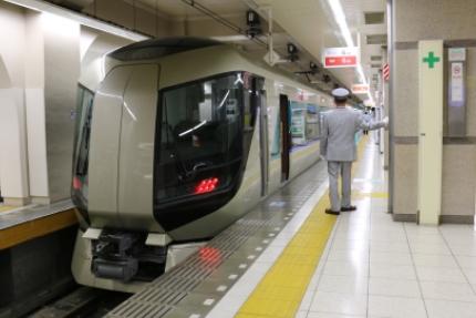 浅草駅リバティ
