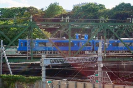 八ツ山橋再び