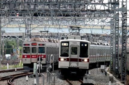 東武久喜駅