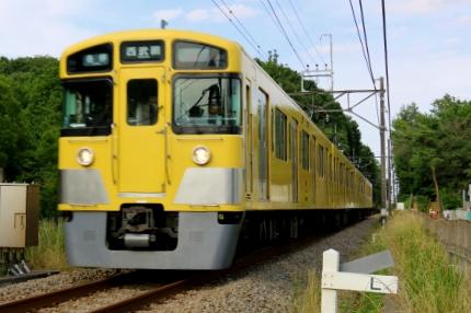 西武鉄道 西武園線