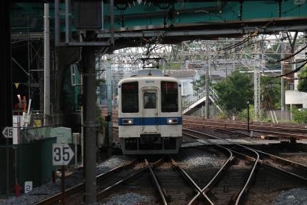 東武鉄道 西新井