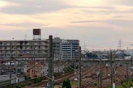 梶ヶ谷貨物ターミナル