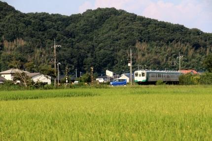 上信電鉄 真庭駅