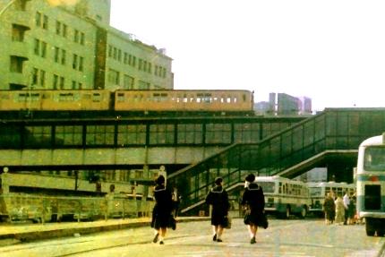 営団地下鉄銀座線