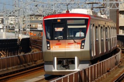 東急大井町線急行 7両運転