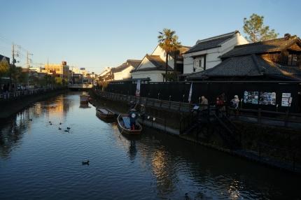 蔵の町 栃木