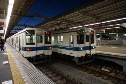 東武鉄道日光線 栃木駅