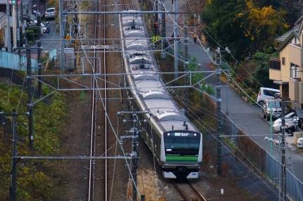 JR横浜線 菊名
