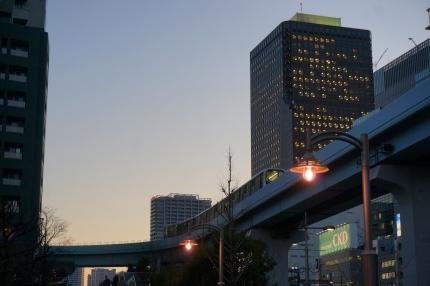 浜松町駅付近