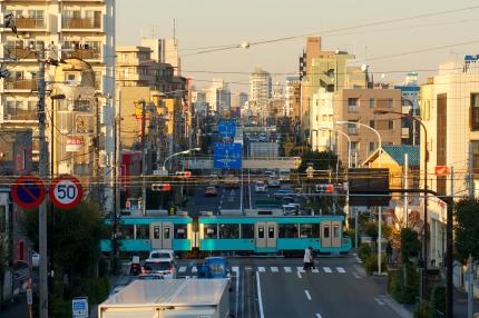 東急 世田谷線