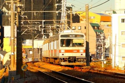 東急池上線 雪ヶ谷大塚駅