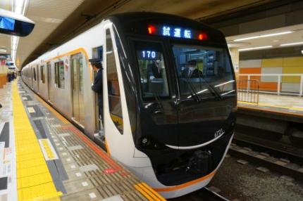 東急6020系試運転
