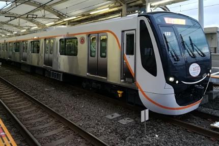 東急大井町線 6020系営業運転