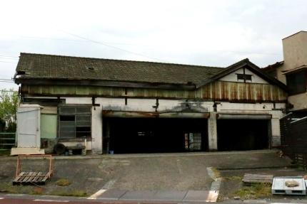 旧栗橋駅駅舎