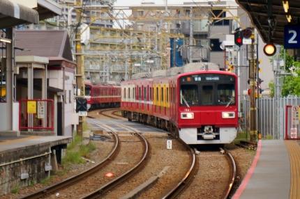 京急 川崎大師駅