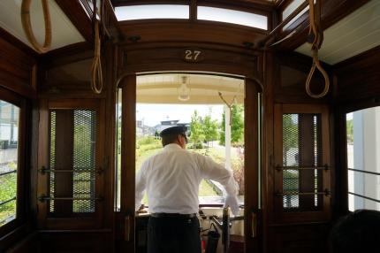 梅小路公園 チンチン電車