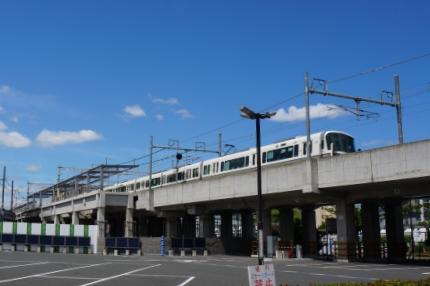 京都鉄道博物館駅