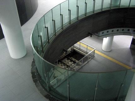 渋谷地下駅