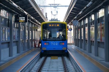 阪堺電車天王寺