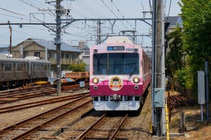 静岡鉄道 1000形 ちびまる子ちゃん