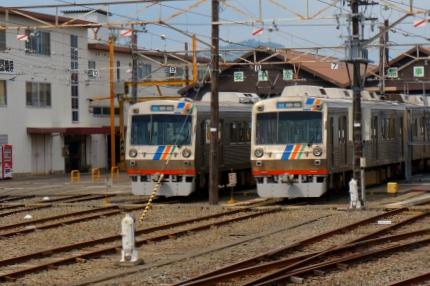 静岡鉄道 1000形