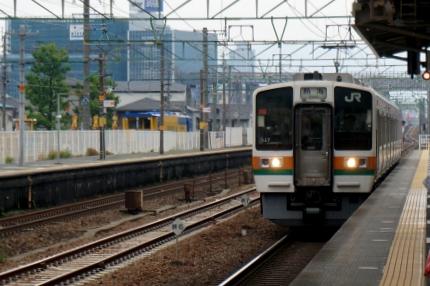 JR吉原駅