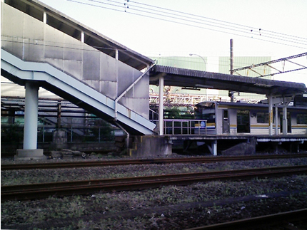 鶴見線浜川崎