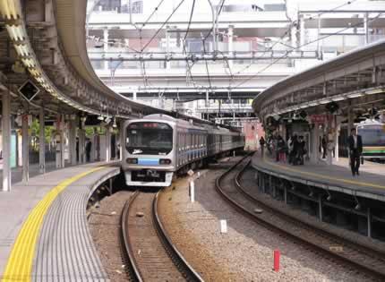 JR大崎駅