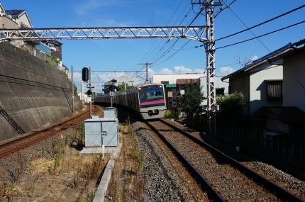 京成谷津駅
