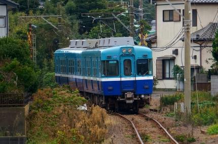 銚子電鉄 君ヶ浜駅