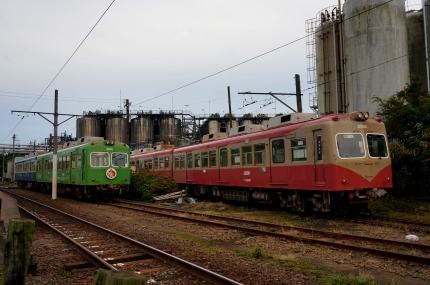 銚子電鉄 仲ノ町駅