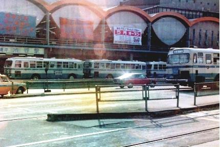 東急東横線 渋谷駅の遺稿