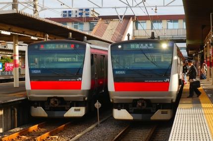 JR京葉線 蘇我駅