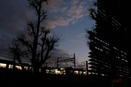 東急大井町線 東工大付近