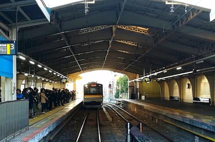 JR鶴見線 鶴見駅