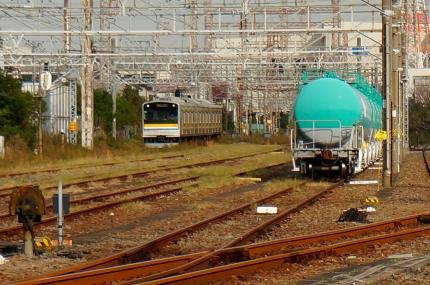 JR鶴見線 武蔵白石
