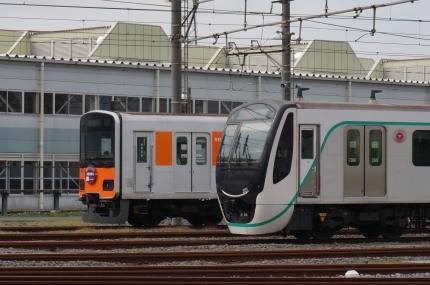 東武鉄道南栗橋車両基地