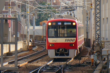 京急 上大岡駅