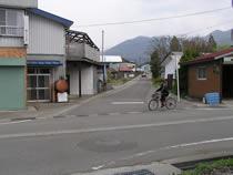 川桁駅から沼尻方向
