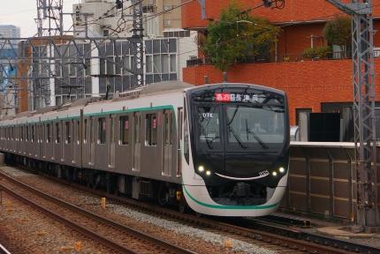 東急6020系と2020系