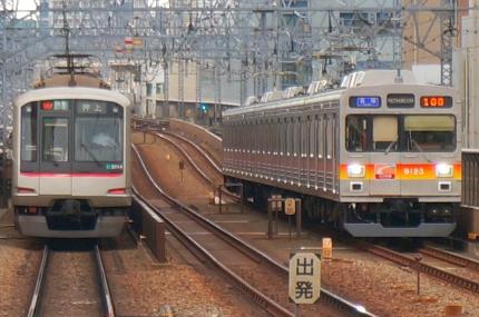 東急大井町線 9200系