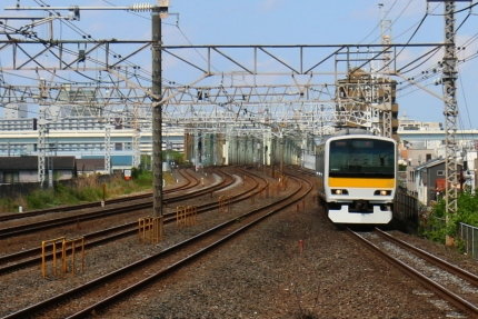 総武線平井駅