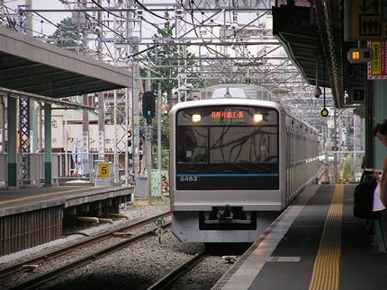 小田急南林間駅