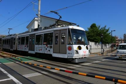 東急世田谷線 猫電車