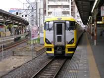 千葉駅E257系