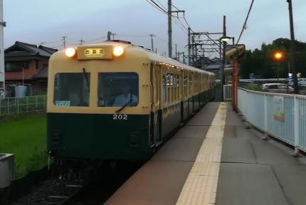 三岐鉄道 北勢線