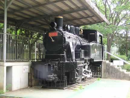 川崎製鉄蒸機