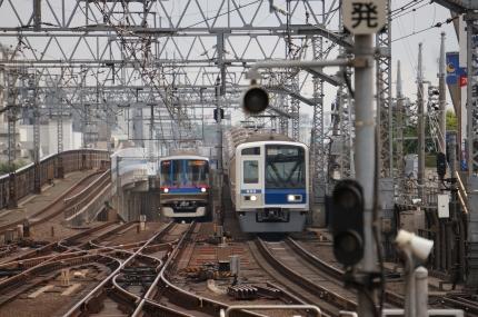 東急目黒線武蔵小杉
